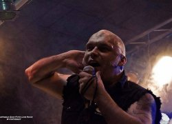 Blaze Bayley +Twin Dragons feat. N. Noa Peterson + Crying Steel