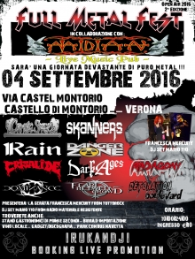 Full Metal Fest Open Air 2016