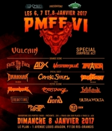 PMFF VI° (Paris Metal France Festival)