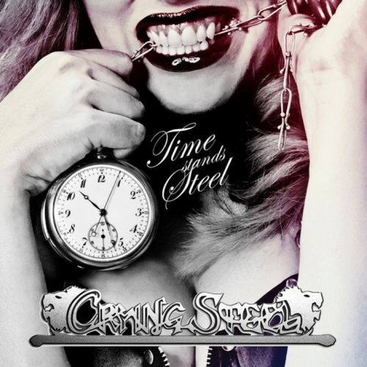 Playing On Radio: Heavens of Rock by Crying Steel