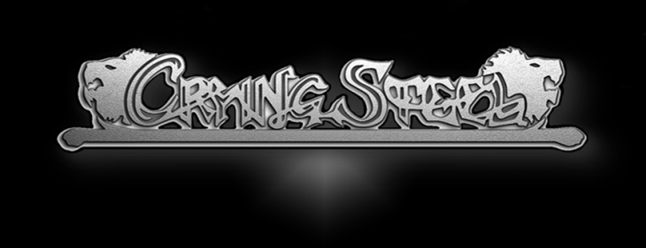 I VIDEO SALUTI DEI CRYING STEEL A TUTTI I METALLERS FRANCESI!!!