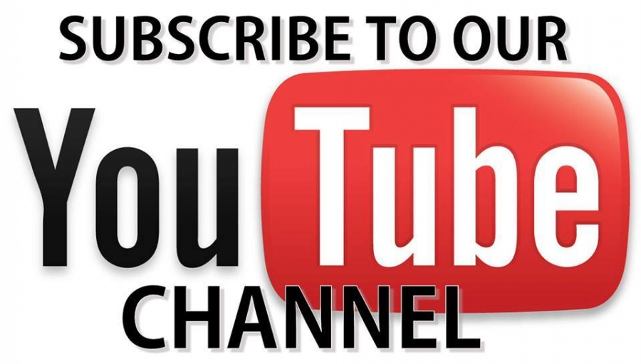 FOLLOW US ON OUR OFFICIAL YOUTUBE!!! \m/